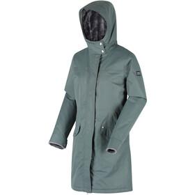 Regatta Rimona Wasserdichter Isolierter Mantel Damen balsam green